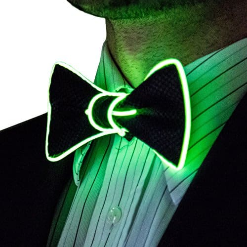 Glow in the Dark Bow Tie – Spice Up Your Style!