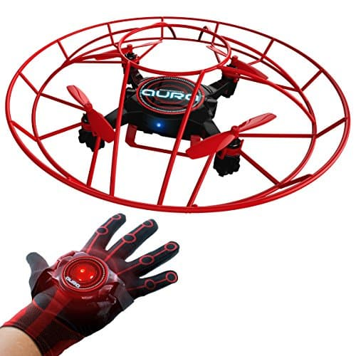 Drone with Glove Controller – Aura Drone Review