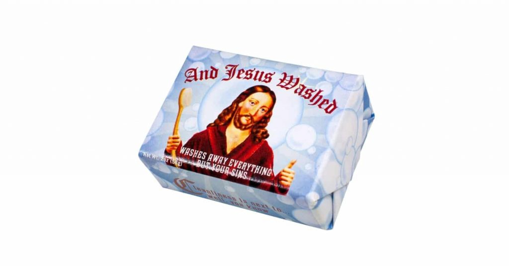 Jesus soap Cool things to buy on amazon