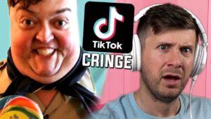 Gen Z TikTok Cringe Videos